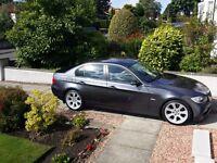 2006 BMW 330d Metallic Grey (Good spec and condition)