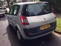 Renault MEGANE SCENIC 2004 petrol 1.6