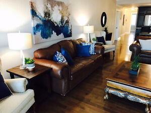 EXECUTIVE LUXURY 2 BDRM WATERFRONT CONDO FURNISHED CHARLOTTETOWN