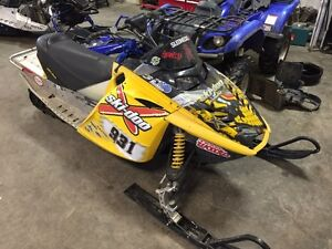 2004 MXZX 440