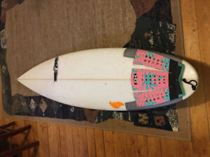 """Used 4 times new FLY BOY JS Industries Board 6""""0"""