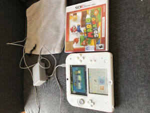 New Nintendo 2DS With Games