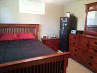 Big New Suite fully furnished with Kitchen