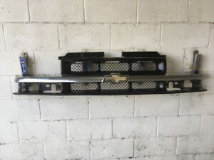 Chevy S10 grille