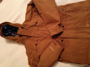 RPZN Men's Snowboarding Coat with loads of features - size small