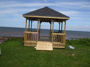The only real beach front is found on the Northumberland Strait