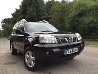 Nissan xtrai top spect fully loaded