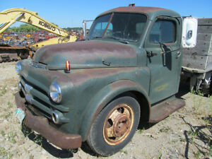 1952 Dodge DH5 Stake Truck FOR SALE