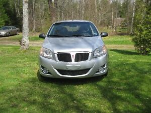 2009 Pontiac G3 Wave Hatchback Reduced