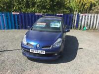 Renault Clio 1.4L DYNAMIQUE ** 3 MONTHS WARRANTY ***FINANCE AVAILABLE