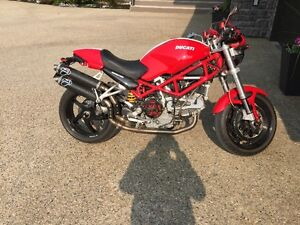 Beauty and the Beast - Rare Ducati S2R1000 Monster for Sale