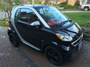 2013 Smart Fortwo Navigation Bluetooth Brabus wheels Coupe