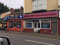 Business opportunity - Shop. Takeaway to rent lease.