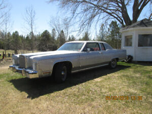 1978 Lincoln Town & Country