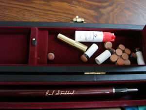 Earl Strickland Signature Pool Cue and Case Kingston Kingston Area image 4