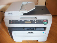Brother DCP-7040 Laser Black and White 3 in 1