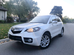 2010 Acura RDX 2.3 Turbo Clean carfax and Certified