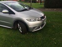 Honda Civic 2.2 low millage good condition