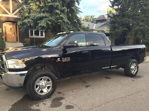 Ram 3500 stx diesel 4x4 North Shore Greater Vancouver Area image 1