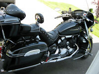 Yamaha royal star midnight venture