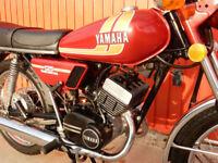 YAMAHA RD125 TWIN 1975 125ccMOT'd 10/18 STUNNING learner legal