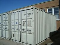 One Trip Storage Containers for Sale in Excellent Condition
