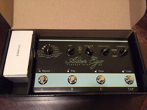 TC Electronic Alter Ego X4 Delay/Looper pedal