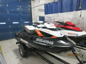 2012 RXT 260 Supercharged with trailer!!