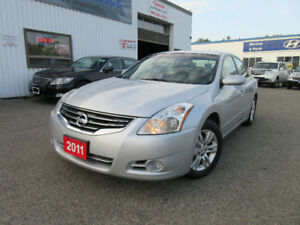 2011 Nissan Altima-CLEAN CAR!S ROOF!ALLOYS!H SEATS!WARRANTY$8750
