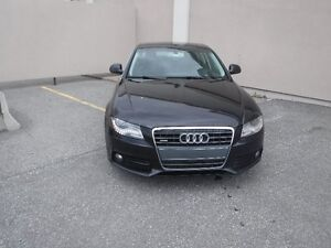 2009 AUDI A4 ,AUTOMATIC,AWD,MINT CONDITION BLACK JUST $10899