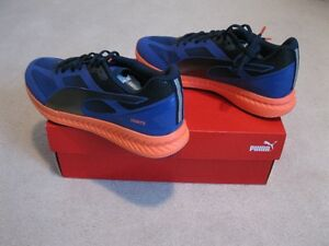 Puma Ignite Deep Blue Running Shoes Size 10