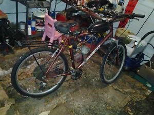 motorized bicycle 49cc/50kmh