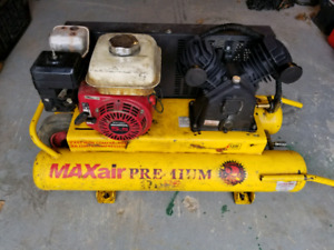 Honda Wheelbarrow Air Compressor 150psi