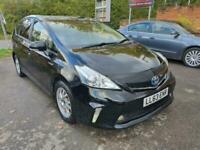 2014 Toyota PRIUS+ 1.8 VVT-h Icon CVT 5dr (7 Seats) MPV Petrol/Electric Hybrid A