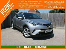 image for Toyota C-HR VVT-i Icon SUV Petrol Automatic