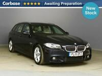 2015 BMW 5 SERIES 525d M Sport 5dr Step Auto Touring
