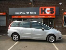 Citroen Grand C4 Picasso 1.6HDi 16v VTR+ - 1 Year MOT, Warranty & MOT
