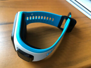 TomTom Spark Music Plus Cardio (GPS Watch) Small White/Teal