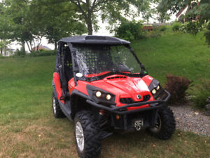 Must see Can-Am Commander 1000XT