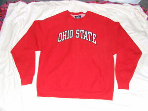 Steve & Barry's Ohio State Sweater - NEW  WITHOUT TAGS - XL-$20