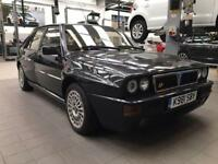 1992 K reg CLASSIC LANCIA DELTA INTERGRALI EVO 1 OWNER FROM NEW FULL S/HISTORY