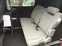 Mazda bongo seats and rails