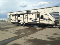 2014 sunset trail travel trailer