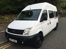 2008 LDV MAXUS 2.5 CDI 11 SEATER VAN DIRECT MINISTRY OF JUSTICE