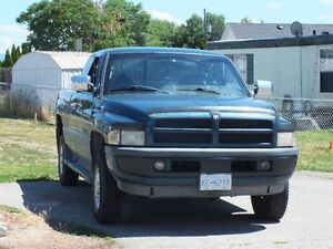 1997 Dodge Power Ram 1500 Pickup Truck