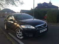 Ford Mondeo TDCI diesel (6 speed) low milage 58 plate years MOT same as vectra focus audi passat