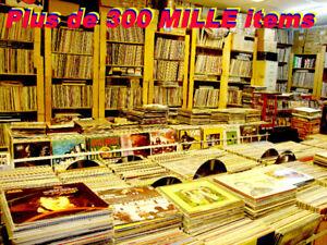 ♫RECORDS ♥45 RPM-78 TOURS ►VINYLS♫COLLECTION*♥*MUSIC