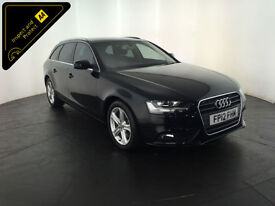 2012 AUDI A4 SE TDI DIESEL ESTATE 141 BHP FINANCE OPTIONS AVAILABLE PX WELCOME