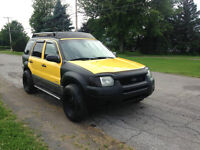 Ford Escape 2002 Pas de Rouille!!!!!!!!!!!!!!!!