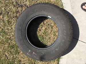 2 Wrangler Tires